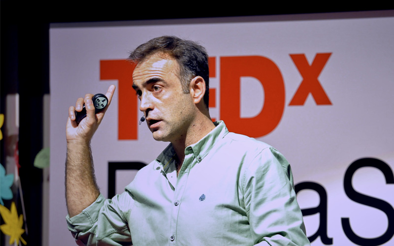 TEDx – Plaza de Santa Bárbara